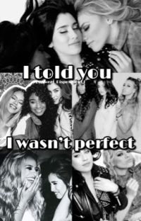 I told you I wasn't perfect (complete)  cover