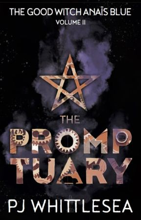 The Promptuary: The Good Witch Anaïs Blue Volume 2 by PJWhittlesea