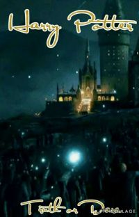 Harry Potter Truth or Dare cover