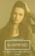 Surprise! by RobinHood37