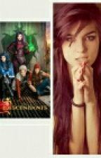 Disney's Descendants: Cheshire Cat's Daughter by Alpha0308
