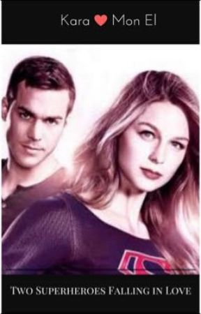 Two superheroes falling in love by ACherne0221