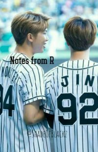 Notes from R | Namjin [✔] cover