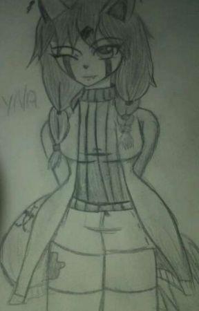 Lyna... la louve Humaine... by emilielove23