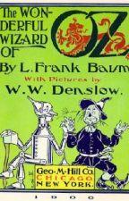 The Wonderful Wizard of Oz by LFrankBaum