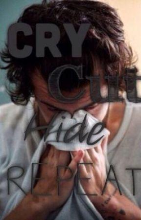 Cry Cut Hide Repeat [Larry Stylinson] by LouisLightsUpMyWorld