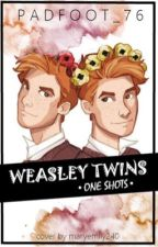 Weasley Twin x Reader one-shots by Padfoot_76