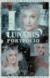 LUNARIS. a graphic portfolio ━✩ [parado] cover