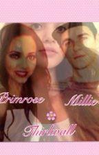 Primrose Millie thirlwall (jam fan fiction) by ADB2120