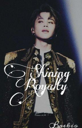 Shining Royalty ☆ Park Jimin by BaekioOo