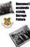 Huncwoci i uczniowie czytają Harrego Pottera cover