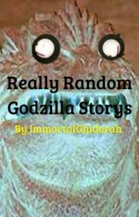 Really Random Godzilla story's  cover