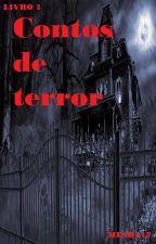 Contos de Terror - Lendas by MESD145