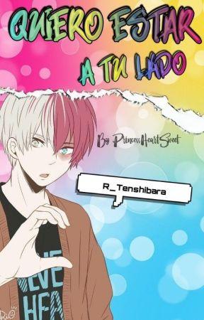 Quiero estar a tu lado (My Hero Academia x Reader) by R_Tenshibara
