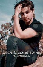 Colby Brock Imagines by kayskuroo