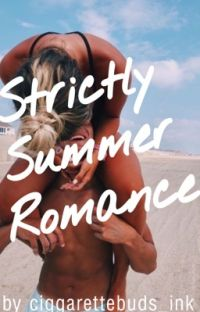 Strictly Summer Romance (ON HOLD) cover