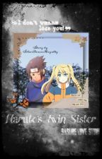 Naruto's Twin Sister (Sasuke Love Story) by Animegirl714