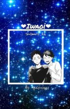 Iwaoi soulmate AU  by Mikayuuisgay