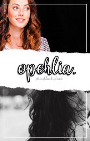 ophelia.    g.w by siriusblackisdead