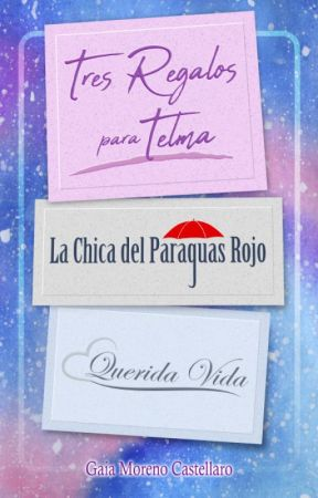 La chica del paraguas rojo - PRÓXIMAMENTE EN LIBRERÍAS by GaiaMorenoCastellaro
