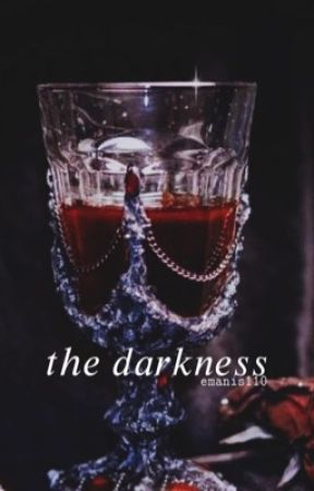 The darkness (Gregory sackville-bagg) ⚠️under major editing⚠️ by Emanis110