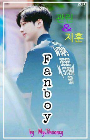 Fanboy | Guanlin + Jihoon by SpearOne