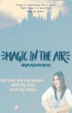 [ 1 ] Magic in the Air |✩ Peeves✩ | by preciouspixie