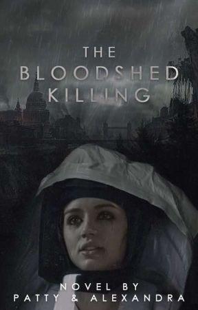 The Bloodshed Killing by poppylavender