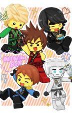 Ninjago Boyfriend Scenarios  by SkylorKaiFangirl13