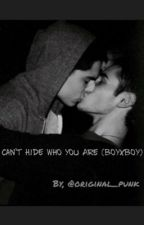 You can't hide who you are (boyxboy) by original_punk