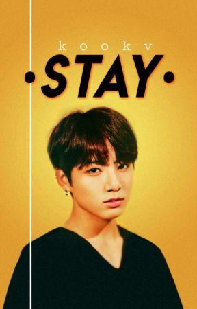 Stay ↬KookV by -ggukieat-