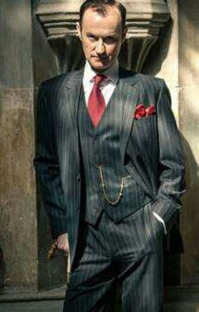 Mycroft Holmes (Iceman)🖤❄ by Bittersweet_rebell