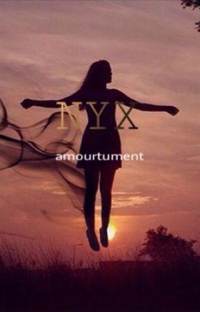 Les nuits noires ou Nyx by amourtument