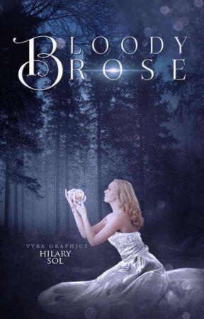 Bloody Rose by HilarySol