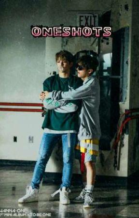 Wanna One/PRODUCE 101 OneShots [HIATUS] by myonyodu