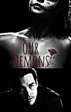 Our Demons {Kai Parker Book 1} by AlgonquinQueen
