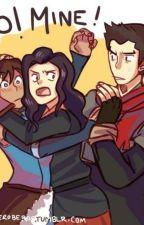 Asami's Jealousy  by GayAddy