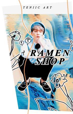 ramen shop | closed forever. by ramennoodlesss