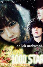 Love 1000 Star (END) by ariyanastory