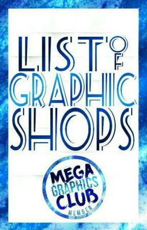 LIST OF GRAPHIC SHOPS | Mega Graphics Club & Shop | CLOSE by MegaWattAwards