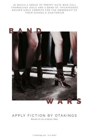 BAND WARS   BTS AF by otakings