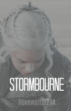Storm Bourne « Daenerys Targaryen » by ilovewolfs1234