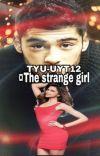 (z'm)¤The strange girl(مكتمله) cover
