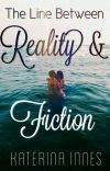 The Line Between Reality And Fiction  cover