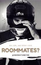 [ ROOMMATES? ] Boy, Girl, and Room+BIKE   M.M 93 by imsebastianstan