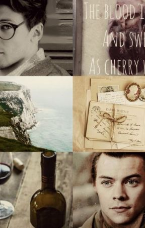 The Blood is Rare and Sweet as Cherry Wine || Larry Stylinson by LittleHarmony13