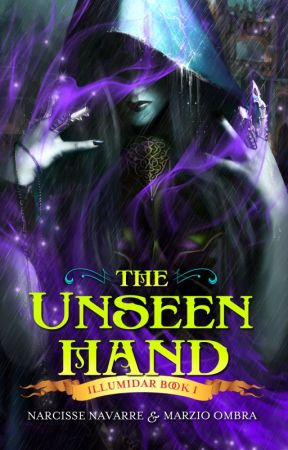 The Unseen Hand by inksorcery
