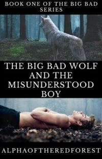 The Big Bad Wolf and the Misunderstood Boy cover