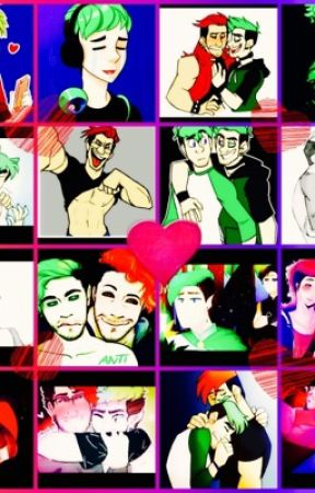 Septiplier and Danit Dare time  by Kate_badgirl