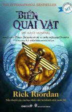 Percy Jackson Và Các Vị Thần Trên Đỉnh Olympus - Biển Quái Vật by CvaTuan